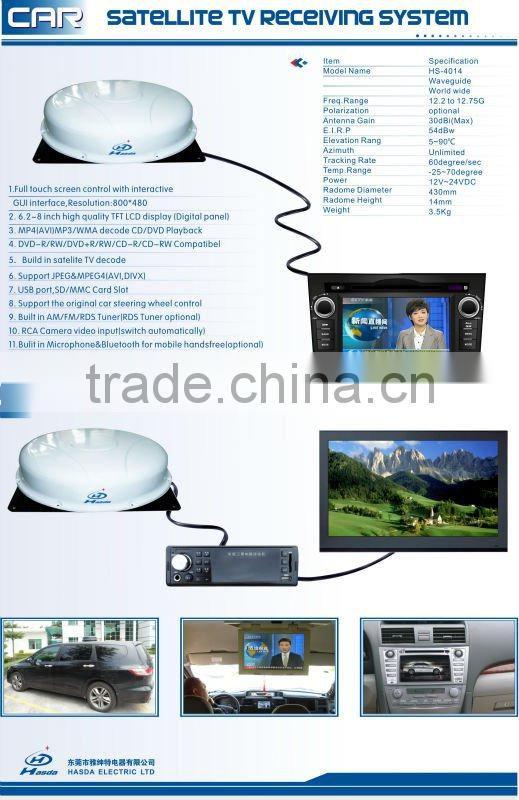 international satellite tv receiver , mobile small satellite