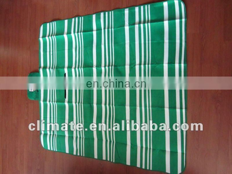 2015 OEM EVA backing waterproof picnic rug,2014 hot.