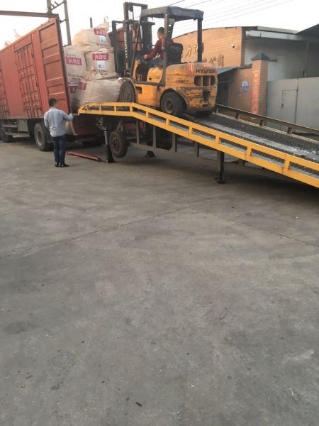 Easy Loader Ramps High-duty Steel Structure Long Loading Ramps Image