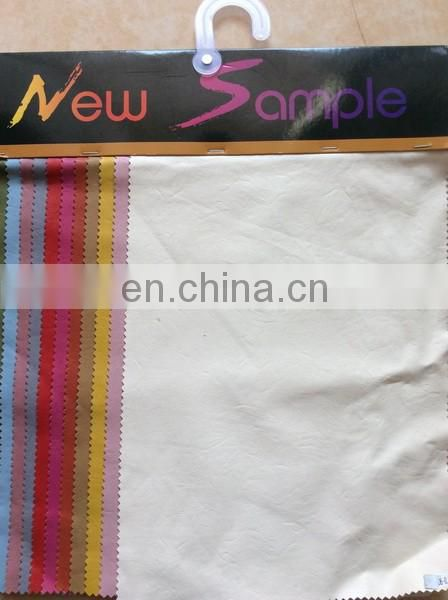 PU Fabric Fax Leather Fabric Thiness 0.7mm FE1037