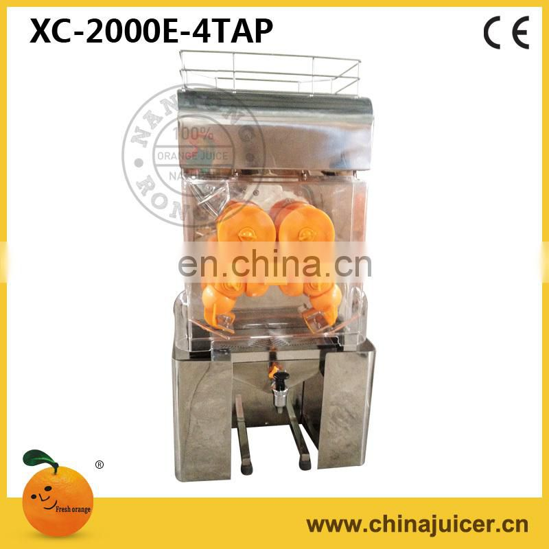 Orange juice machine,orange juicer,citrus squeeze machine XC-2000E-4