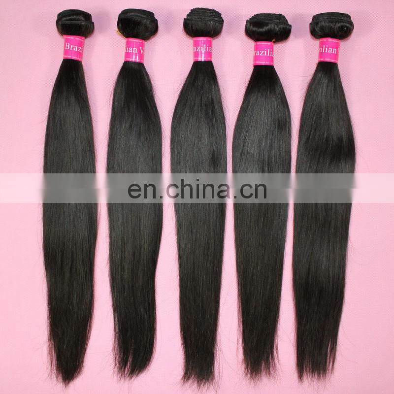 www.china.cn straight virgin hair thick unprocessed virgin brazilian human hair