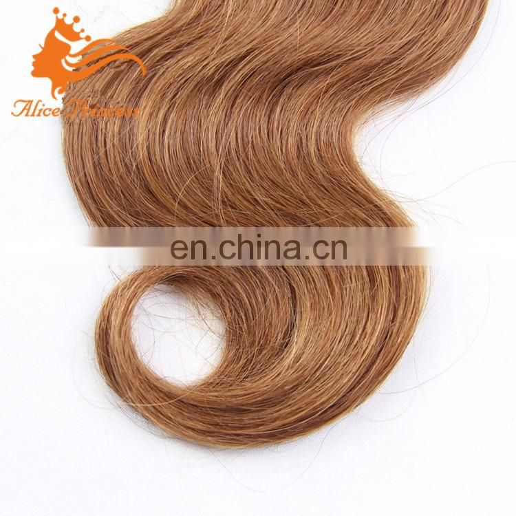 Fengye Hair Weave Wholesale Virgin Indian Human Hair Extensions Alice Princess Brands Name Hair Weave