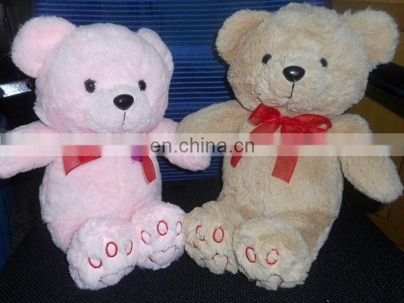 cdc29ced9f1 Cute Plush Singing Teddy Bear Custom Talking Dolls Custom Made Stuffed  Musical Animal Toy