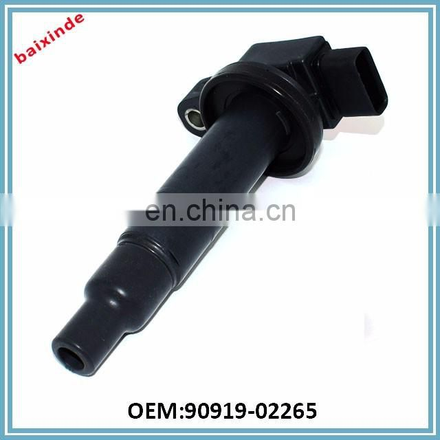 Brand New Ignition coil spare parts Corolla Yaris Vios Prius 1NZFE 2NNFE OEM 90919-02265