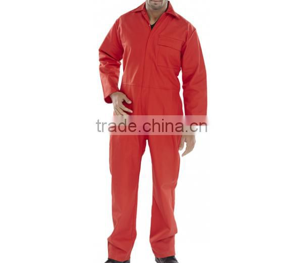 Fireproof Boiler Suit Overall Workwear
