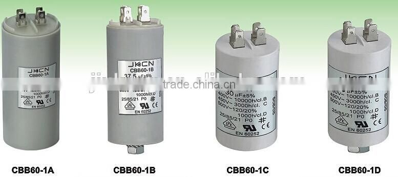 high quality cbb60 30uf 250v capacitor for lighting