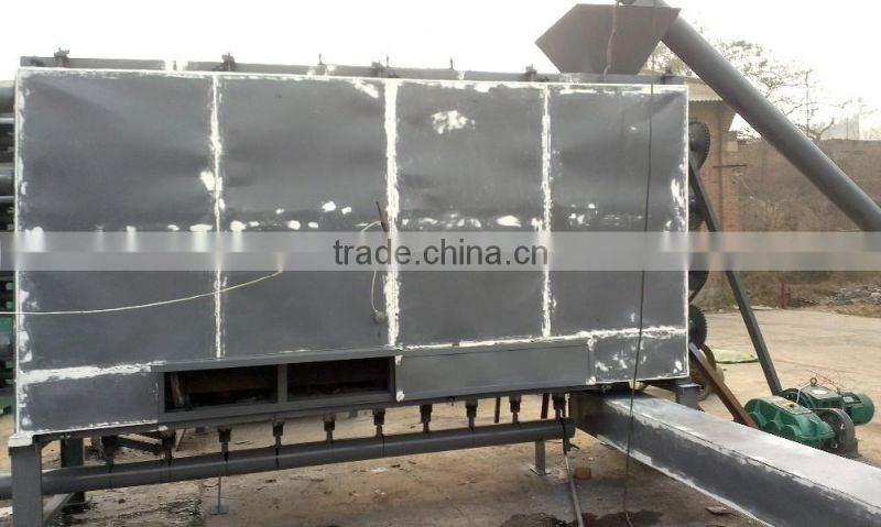 Fire Wood Charcoal Carbonization Furnace Biomass Briquette Carbonization Furnace