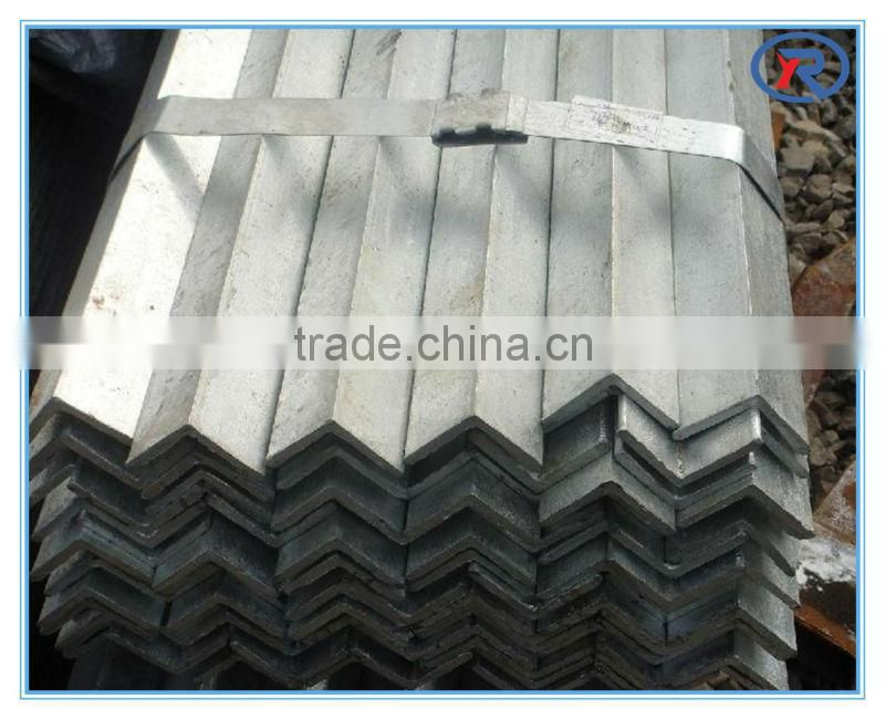 best price low carbon Q235 equal steel anglel bar angle steel made in china