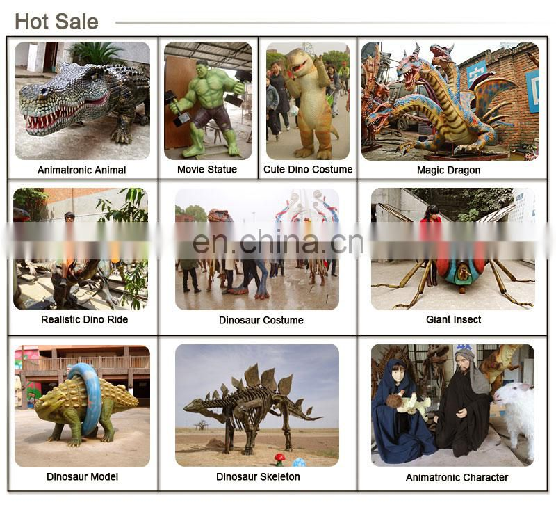 Mechanical Walking Dinosaur Rides for Sale