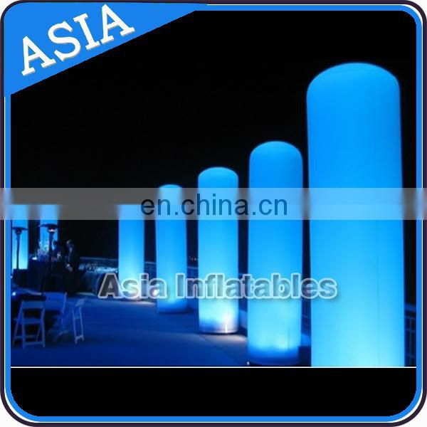 Led Lighting Inflatable Helium Balloon For Event ; Inflatable Advertising Concert Ball
