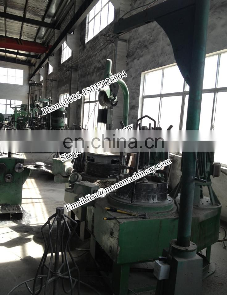 Service assurance auto steel/iron/copper nail making machine/wire drawing nail machine
