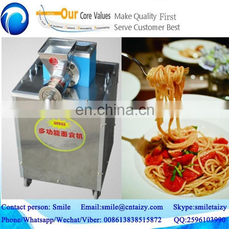 best quality large capacity automatic commercial italian pasta making machine