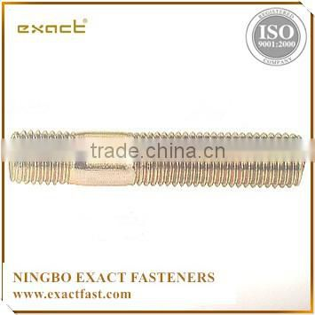 made in china Threaded Pin ZP YZP DIN976 threaded tube