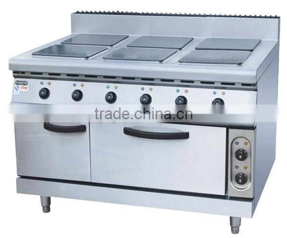 Electric Range With 6-Hot Plate&Oven,Electric Oven With Hot Plate(ZQ-895)