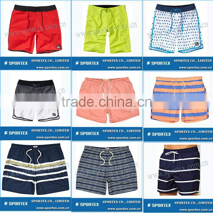 Customed Board shorts / 2014 Ladies swimwear short / Beach short lady