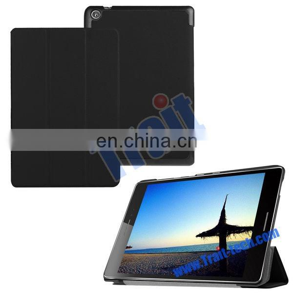 Without MOQ Ultra-thin Flip Cover For Asus ZenPad S 8.0 Z580CA tablet case cover