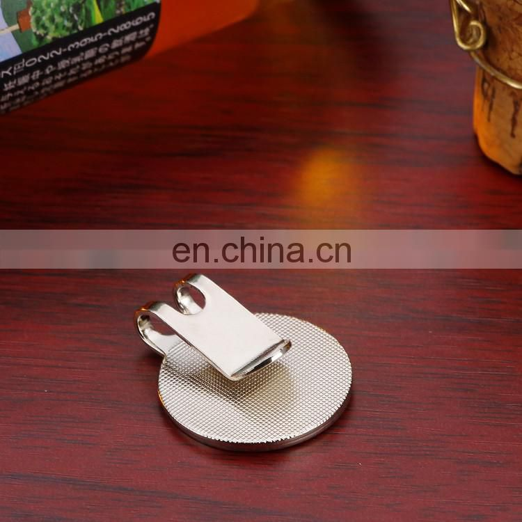 customized logo factory direct sale promotional gift business office gifts money clip