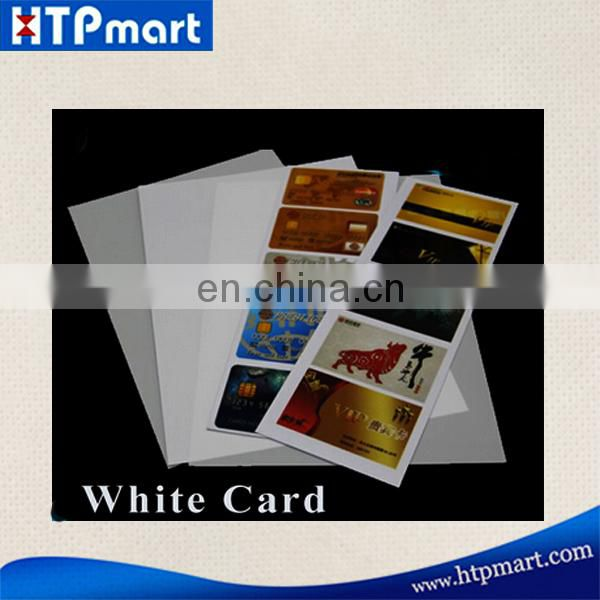 photo relating to Printable Plastic Sheet known as Manufacturing facility cost a4 printable pvc plastic sheet for pvc identification card
