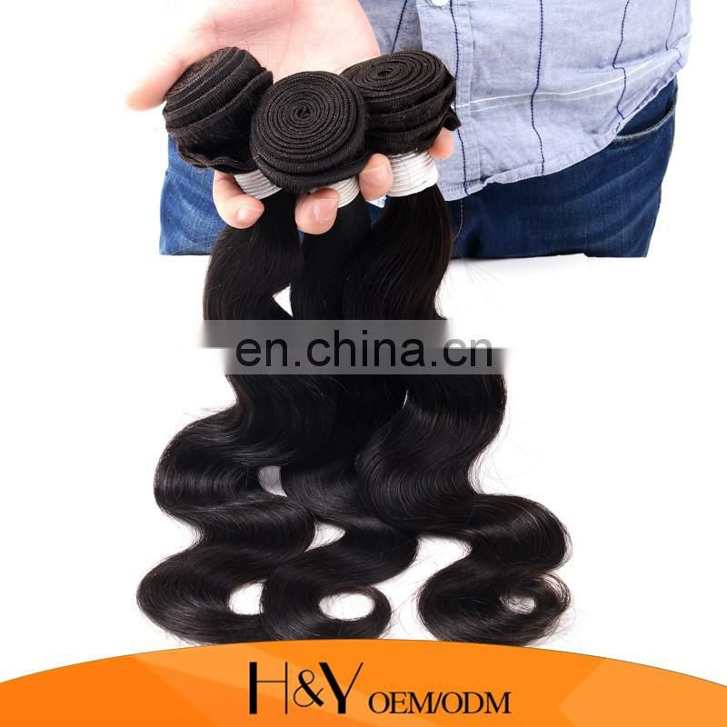 2016 Top selling virgin indian hair body wave, best quality virgin indian hair human hair extension at good price