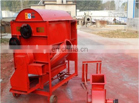 Dry way broad beans thresher machine /soybeans shelling machine /mung bean thresher
