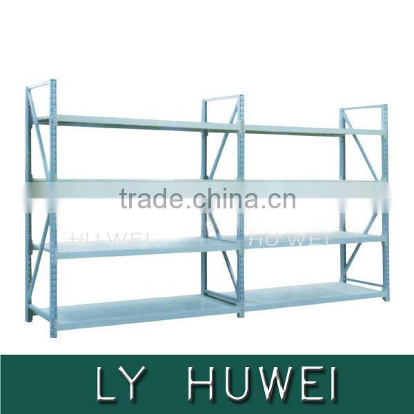 High quality storage shelf from Luoyang Huwei manufacture