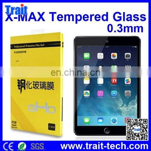 X-MAX 0.3mm Tempered Glass Explosion-proof Screen Protector For iPad Mini 3 iPad Mini