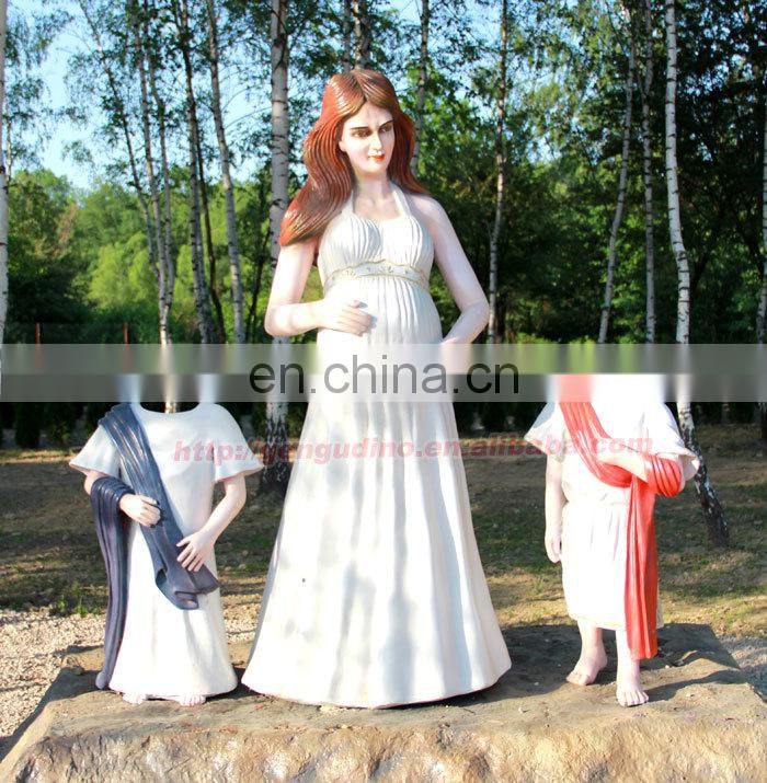 Outdoor Animated Figures for Amusement Park