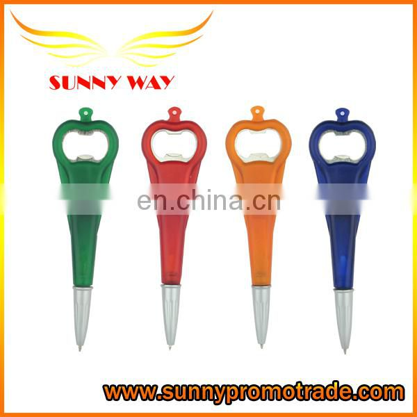 high quality plastic yes novelty promotion ballpoint pen