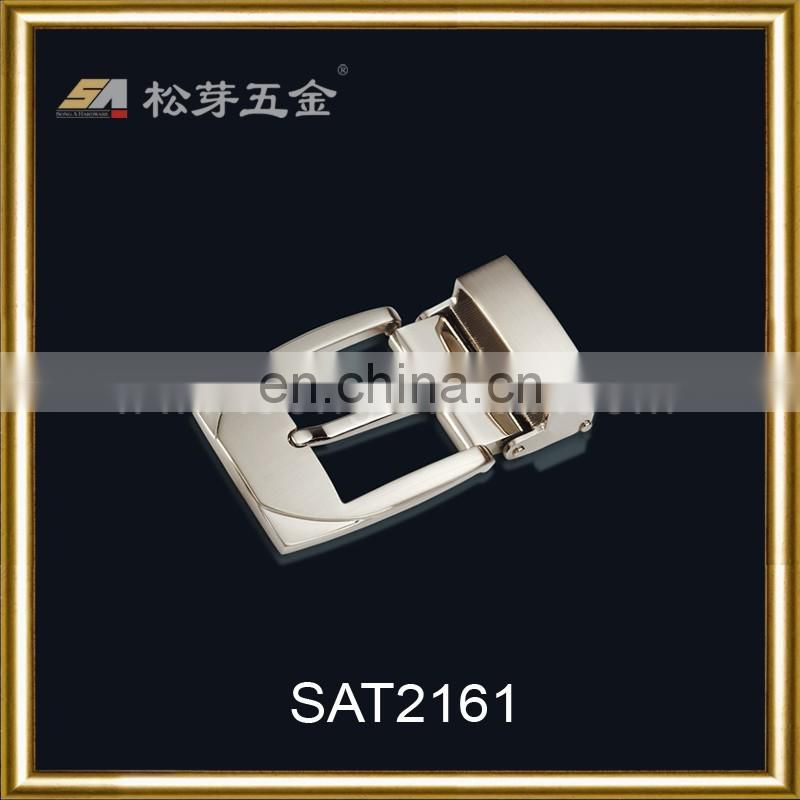 Customized Gold Plated 25mm belt buckle, Metal Belt Buckle, Guangzhou Hot Sale Belt Buckle