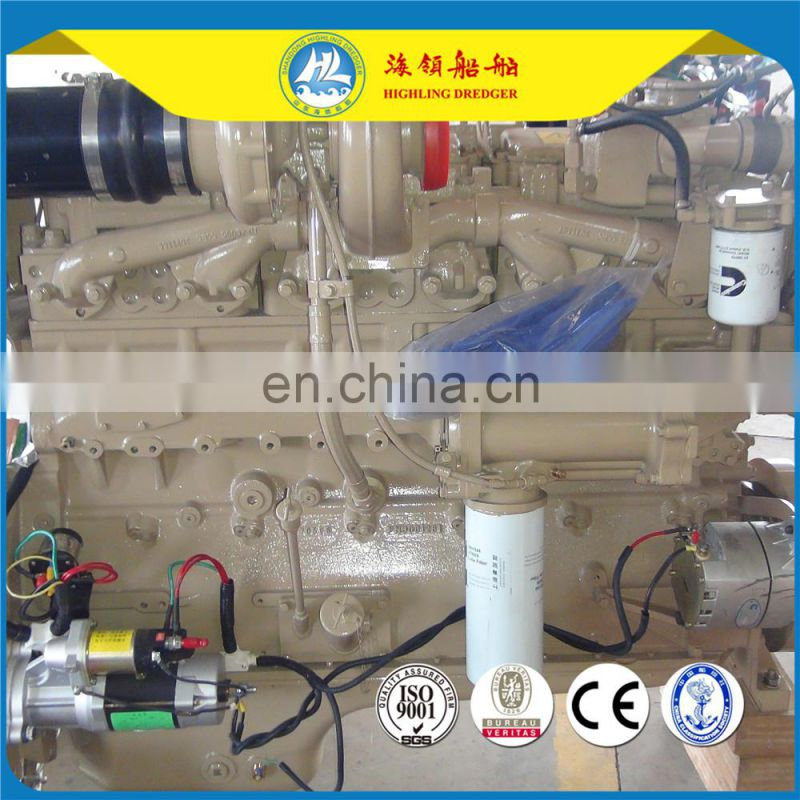 China 2019 Sand Pump Dredger,Gold Dregding Machine For Sale