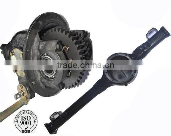 low price of 2 speed tricycle rear axle