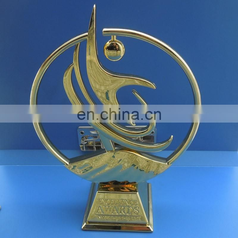 name card holder metal UAE trophy for promotion