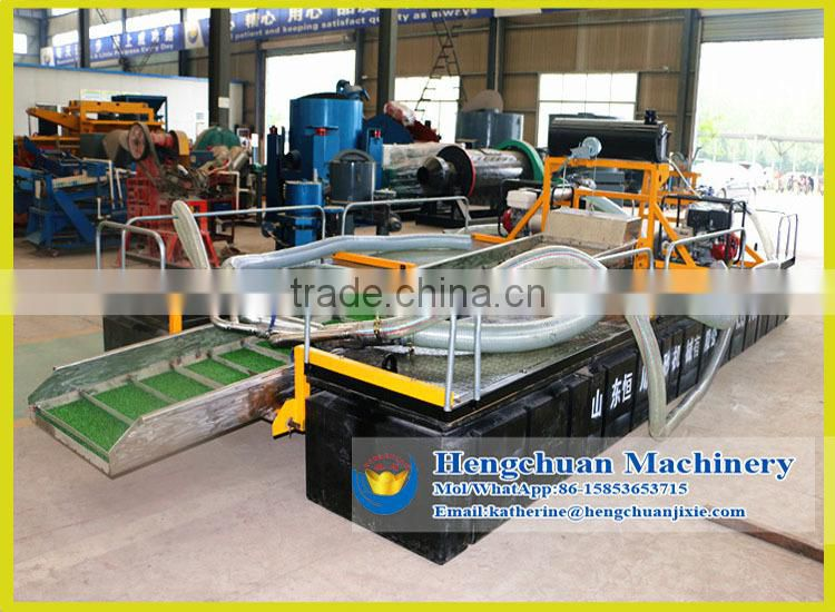 Chinese Widely Used Mini Portable Gold Dredge for Sale
