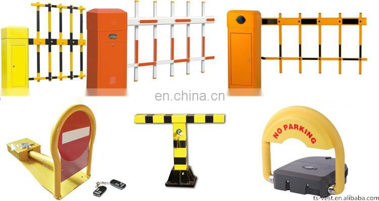 Safety Equipment Road Plastic Crowd Control Flat Used Guardrail For Sale Road Traffic Barrier Gate
