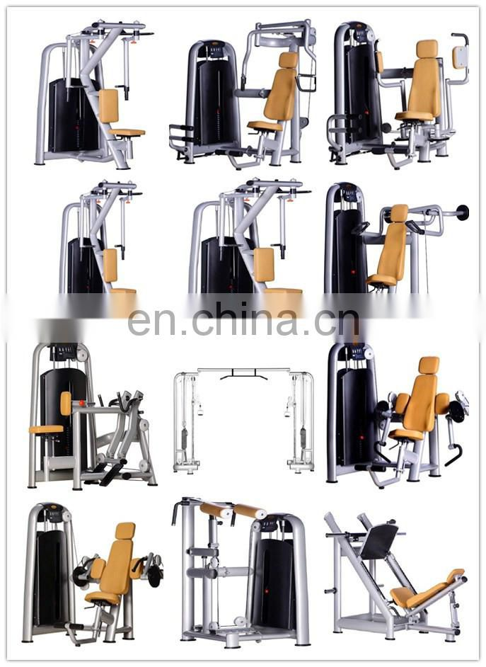 Abdominal Crunch:W9810A-one-station commercial strength equipment/ body building gym equipments