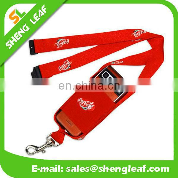 Custom Lanyard with Detachable Buckle