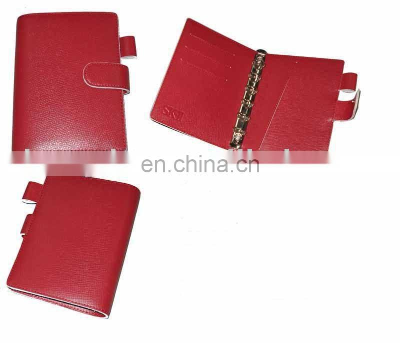 Guangzhou Manufacture Quality Leather Office Paper File Folder