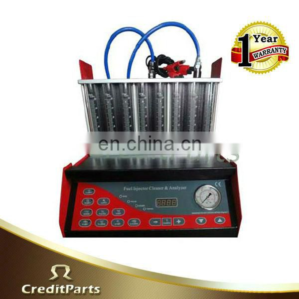 launch electronic Fuel injector tester and cleaner machine FIT-101T 8Cylinder