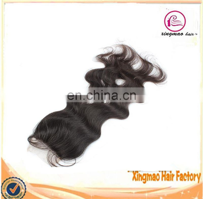 Fast Delivery Grade 7A Brazilian Remy Lace Front Closure With Baby Hair