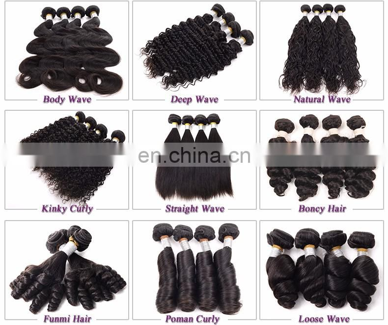 Chocolate hair bohemian curl most popular human hair weave in Nigeria, bohemian curl human hair weave at factory price