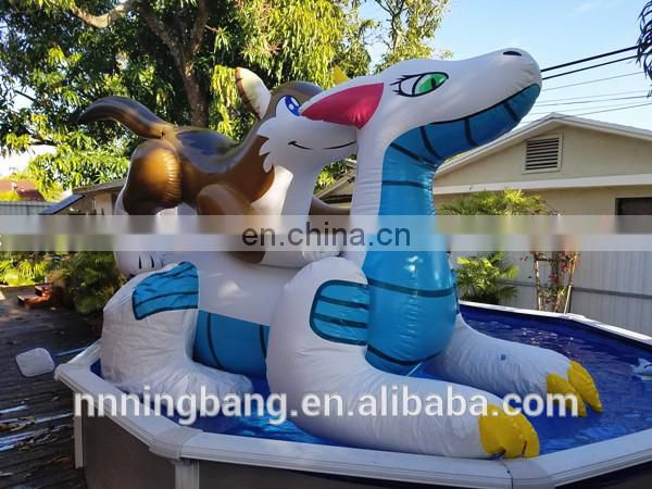 Hot sale giant inflatable dragon,inflatable dragon toy