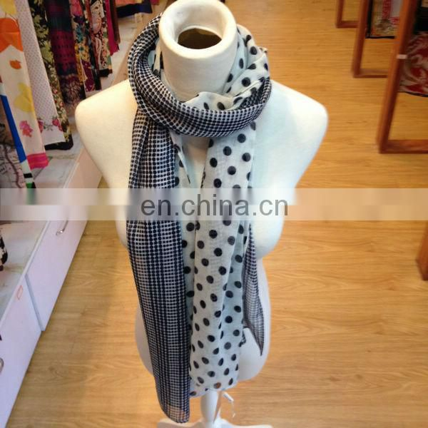 latest scarf designs 100% viscose scarf women