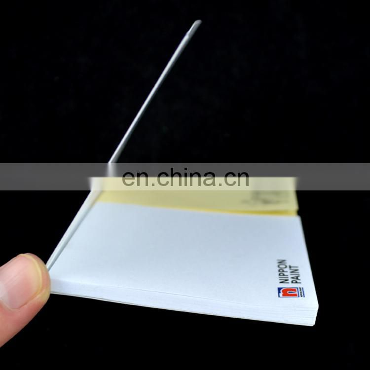 Self-Adhesive Feature and Memo Pads Style Note