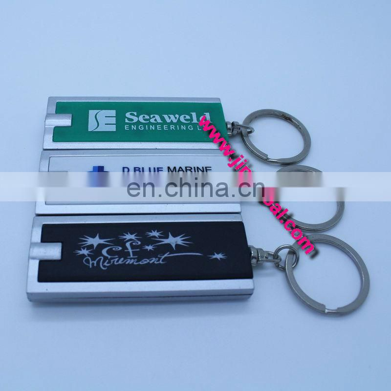 UV LED keyring