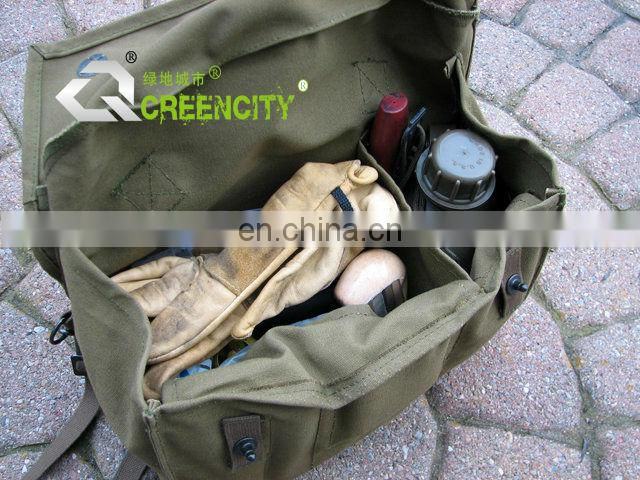 Military Tactical Finnish Gas Mask Bag