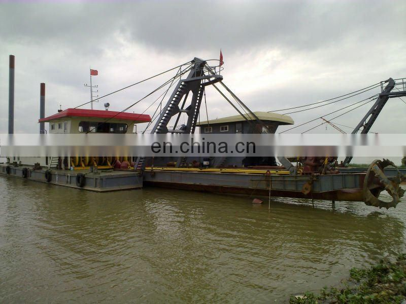 Large engineering ship for coastal construction cutter suction dredger with ISO 9001:2008 Certification