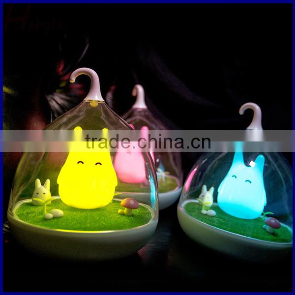 Creative Gift For Kids Decorative Light Bird Light Sensor Switch Night Light Led Made In China SNL088