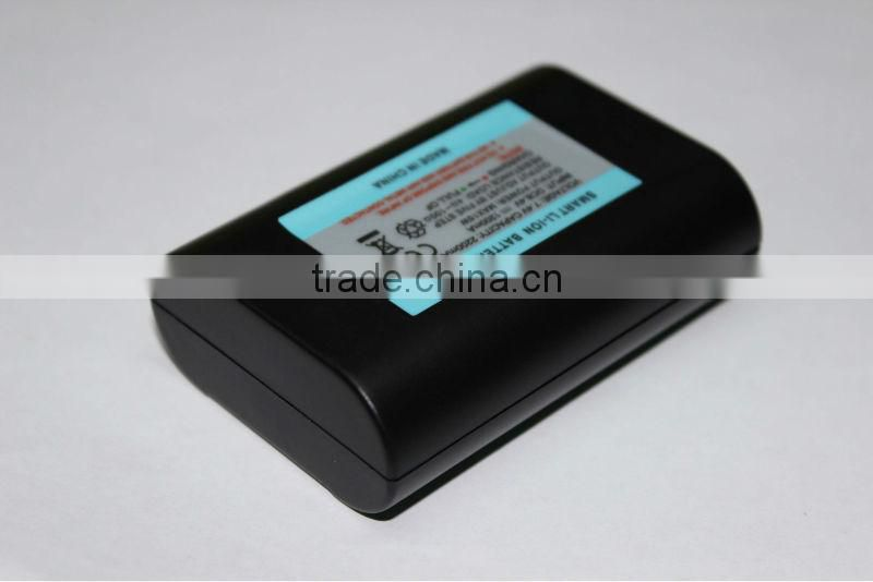 Intelligent rechargeable li-ion 3.7v 5200mah battery rechargeable heated battery for trousers