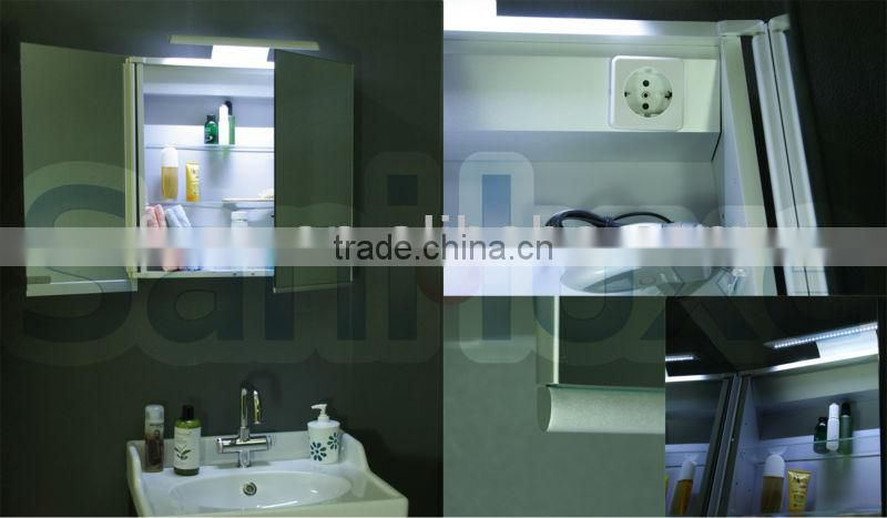 Mirrors Bathroom Mirrors and Cabinets of Aluminium
